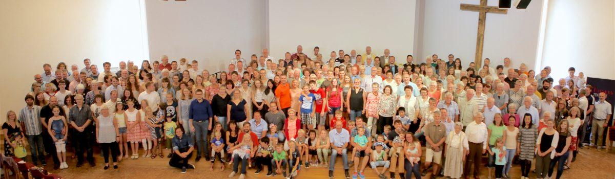 Über 140 Jahre Gemeinde